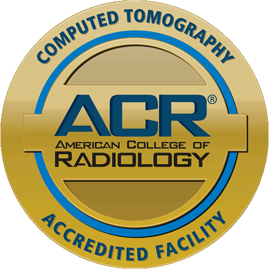 ACR Accredited Facility - CT
